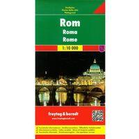 Rzym Plan Miasta 1:10 000