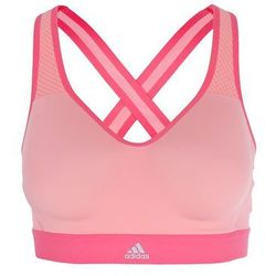 adidas Performance SUPERNOVA Biustonosz sportowy ray pink/joy