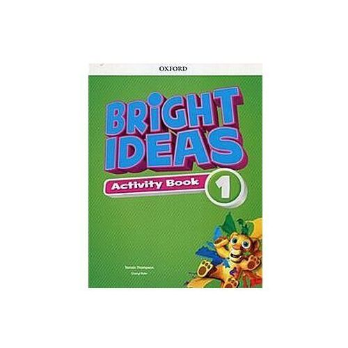 Bright Ideas 1 Activity Book + Online Practice - Thompson Tamzin, Palin Cheryl (opr. broszurowa)