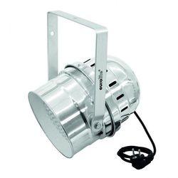 Eurolite LED PAR-64 RGBA spot srebrny, 177x 10 mm LED