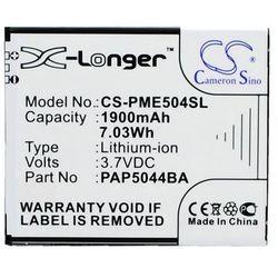 Prestigio MultiPhone 5044 Duo / PAP5044BA 1900mAh 7.03Wh Li-Ion 3.7V (Cameron Sino)