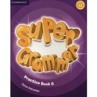 Super Minds Level 6 Super Grammar Book (opr. miękka)