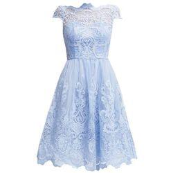 Chi Chi London RHIANNON Sukienka koktajlowa cornflower blue