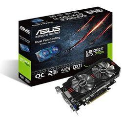ASUS GeForce GTX 750Ti 2048MB 128bit OC