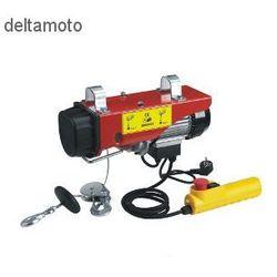 Wciągarka elektryczna, 400/800KG 220V
