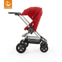 Stokke ® Scoot Wózek Spacerowy Red