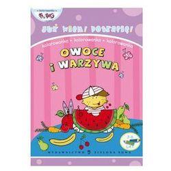 Już wiem potrafię Owoce i warzywa - Małgorzata Czyżowska