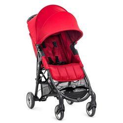 Baby Jogger, wózek spacerowy City Mini Zip, Red Darmowa dostawa do sklepów SMYK
