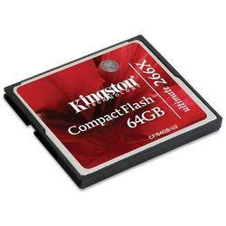 Kingston 64GB Compact Flash Ultimate 266x