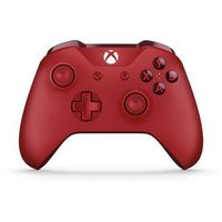 Microsoft Xbox One Wireless Controller Red WL3-00028
