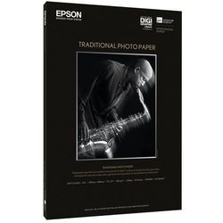 "Epson C13S045053 Traditional Photo Paper, 24"" x 36"", 330 g/m2, 25 arkuszy"