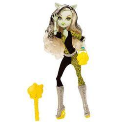 MATTEL Monster High - Lalka Fatale Fusion Frankie Stein