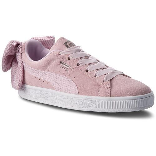 Sneakersy PUMA Suede Bow Uprising Wn's 367455 03 Winsome