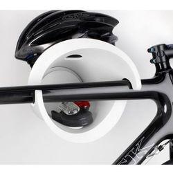 Wieszak rowerowy CYCLOC Solo biały od ręki!