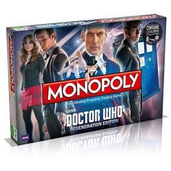 MONOPOLY DR WHO: REGENERATION