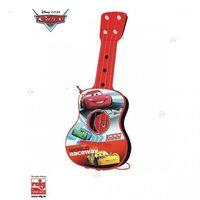 REIG Cars Gitara plastikowa, 4 struny