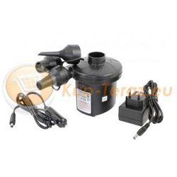 Pompka do materaca piłki piłek elektryczna kompresor JY-015