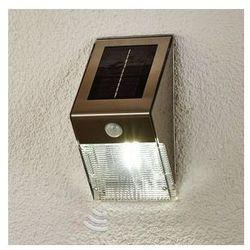 Solarna lampa zewnętrzna KELSEY z LED