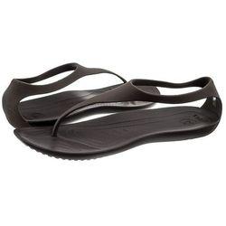 Sandały Crocs Sexi Flip Women Espresso 11354-22Z (CR25-h)