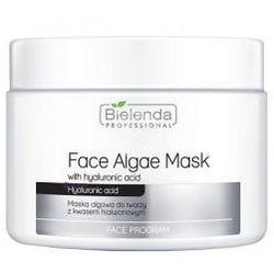 Bielenda Professional Algae Mask With Hyaluronic Acid (W) maska algowa z kwasem hialuronowym 190g