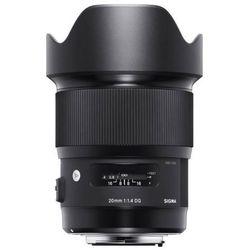 Sigma A 20mm 1.4 A DG HSM Nikon