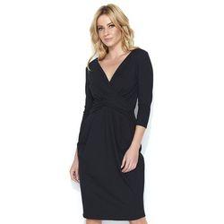 01d92cb24c suknie sukienki seksowna biala sukienka z glebokim dekoltem v i ...