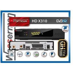 Tuner SAT Opticum HD X310 Conax, USB, HDMI