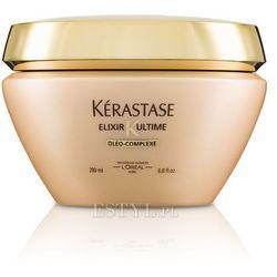 Kerastase Elixir Ultime Oleo Complex - Maska do każdego rodzaju włosów 200ml
