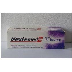 BLEND-A-MED 3D WHITE GLAMOROUS MINT 75 ml - Wybielająca pasta do zębów