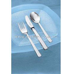 Hefra Sztućce Zestaw obiadowy dla 12 osób (48 sztućców). Wz.Północny posrebrzany.