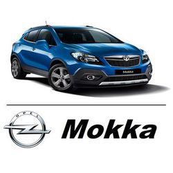Opel Mokka - Światła do jazdy dziennej LED DRL W21/5W - Zestaw 2 żarówki