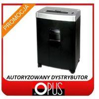 Niszczarka Opus VS 2000 CA, 4x35mm , KURIER GRATIS lub odbiór Łódź, Autoryzowany dystrybutor, kosz 41 L