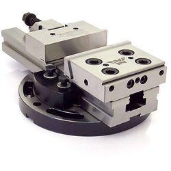 Imadło maszynowe precyzyjne obrotowe 125mm, FPZBO125/150
