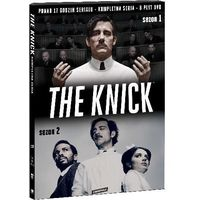 THE KNICK, SEZONY 1-2 (8DVD) (Płyta DVD)