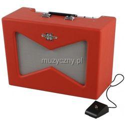 Fender Vaporizer Rocket Red lampowy wzmacniacz gitarowy 12 Watt, 2x10″ Płacąc przelewem przesyłka gratis!