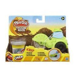 Play-Doh Wesołe pojazdy budowlane Wycinak