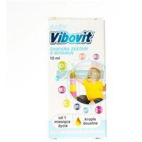VIBOVIT dla niemowląt krople 10ml
