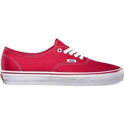 buty VANS - Authentic Red (red) rozmiar: 37