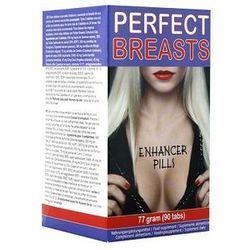 Tabletki na powiększenie piersi - Perfect Breasts