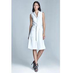 Klasyczna sukienka szmizjerka S72