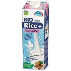 Napój Mleko Ryżowe z Migdałami BEZGLUTENOWE 1L - The Bridge - EKO HIT
