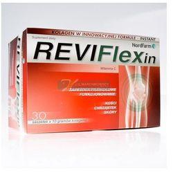 REVIFLEXIN saszetki * 30 saszetek z kolagenem i kwasem hialuronowym