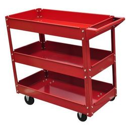 Wózek warsztatowy 100 kg Zapisz się do naszego Newslettera i odbierz voucher 20 PLN na zakupy w VidaXL!
