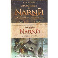 Pakiet Narnia - Lew, czarownica i stara szafa + Książę Kaspian + Podróż