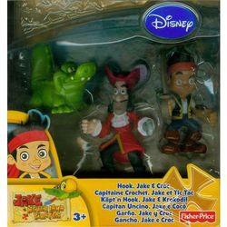 Piraci z Nibylandii Figurki