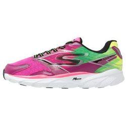 Skechers Performance GO RUN RIDE 4 Obuwie do biegania Amortyzacja hot pink/lime