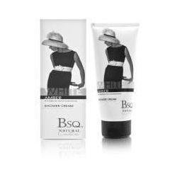 BERKELEY SQUARE Natural Couture White Amber Shower Cream kremowy zel pod prysznic Bialy Bursztyn 200ml