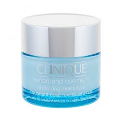 Clinique Turnaround Overnight Revitalizing Moisturizer krem na noc 50 ml dla kobiet