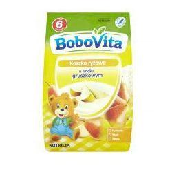 BoboVita Kaszka ryżowa o smaku gruszkowym po 6 miesiącu 180 g