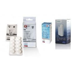 Zestaw Bosch / Siemens Tabletki 310575 + 311556 + Filtr Tz70003